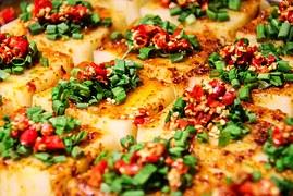 tofu chinees gekruid
