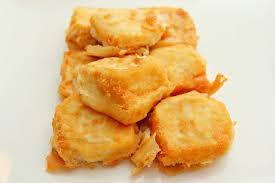 tofu gebakken