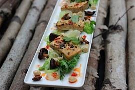tofu schotel
