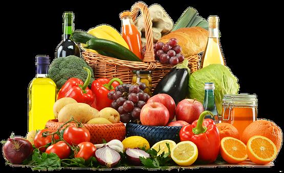 Groenten voor gezond afvallen