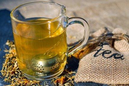 kurkuma thee
