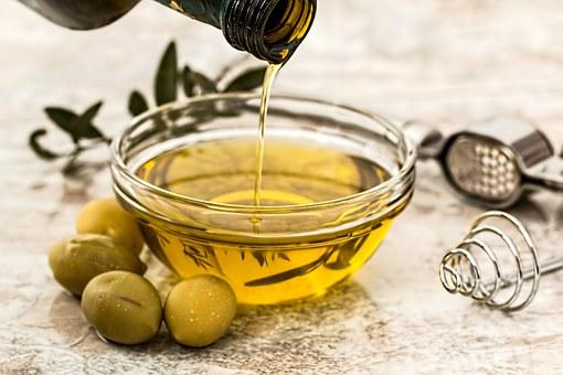 gezonde olie is olijfolie