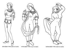 VATA - PITTA - KAPHA - lichaamsbouw en type.