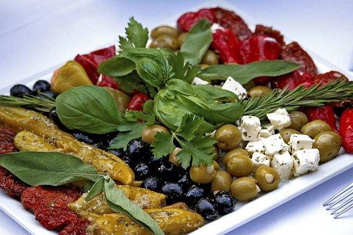 mediterraans-buffet