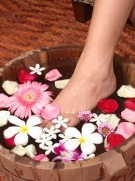 huidblog voetbloemen