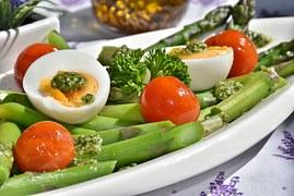 asperge met groente