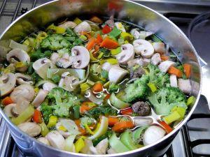 een-verse-groentesoep