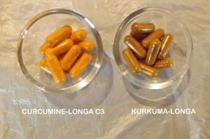 kurkuma en curcumine verschil