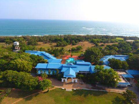 Het Hotel van de Ayurveda Kuur.