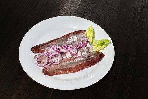 cholesterol gehalte vis