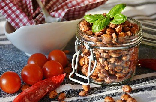 Cholesterol gehalte peulvruchten