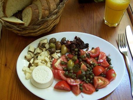 kappertjes-salade-met-tomaat