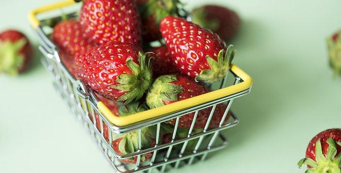 voorverpakte-aardbeien