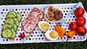 picknick-schaal