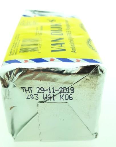 houdbaarheids-datum