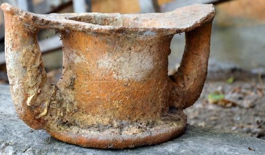 een-klei-pot-uit-de-oudheid