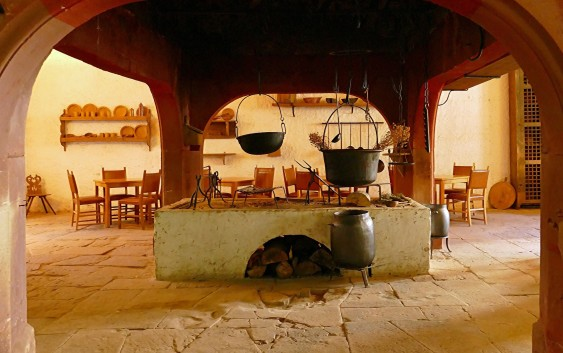 keuken-middeleeuwen