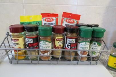 koriander in de keuken