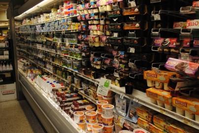 Op zoek naar gezond voedsel blog foto