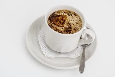 koortslip koffie