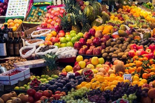 kleuren eten